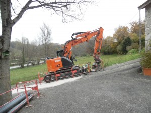 Pelle 14To HITACHI ZX 135US-5B